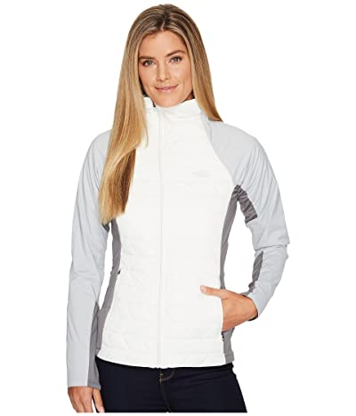 The North Face ThermoBall Active Jacket (Vaporous Grey/High Rise Grey) Women
