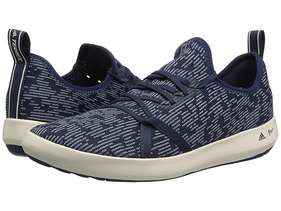 adidas Outdoor Terrex CC Boat Parley (Trace Blue/Raw Grey/Chalk White) Men