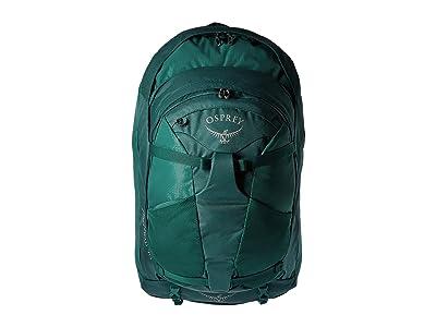 Osprey Fairview 70 (Rainforest Green) Backpack Bags