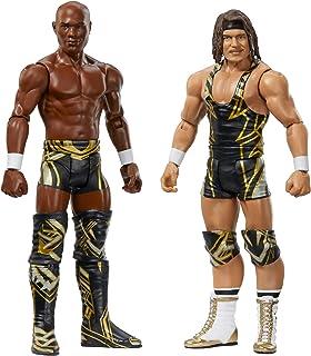 WWE Figure 2-Pack Chad Gable & Shelton Benjamin, Multi-Colour, Gbn55