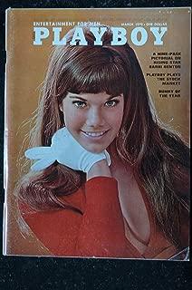 playboy march 1970