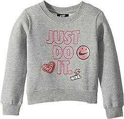 Sportswear Doodle Crew (Toddler)