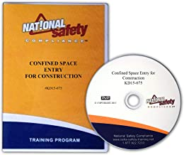 Confined Spaces in Construction Safety Video Training Kit