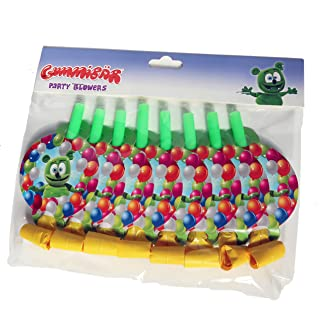 Gummibär - The Gummy Bear Party Blowers - Set of 8