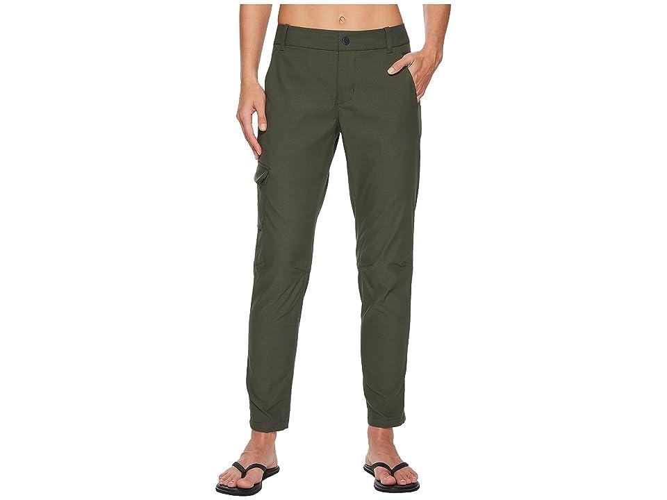 Mountain Hardwear Canyon Protm Pants (Surplus Green) Women
