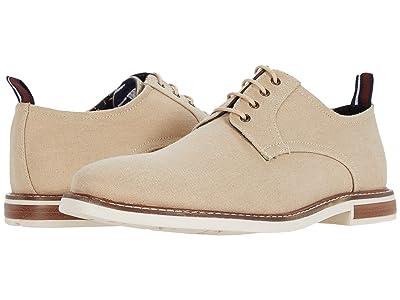 Ben Sherman Birk Plain Toe (Tan Cotton) Men