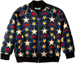 Joan Star Bomber Jacket (Toddler/Little Kids/Big Kids)
