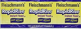 Fleischmann's Rapid Rise Instant Yeast Fast Acting