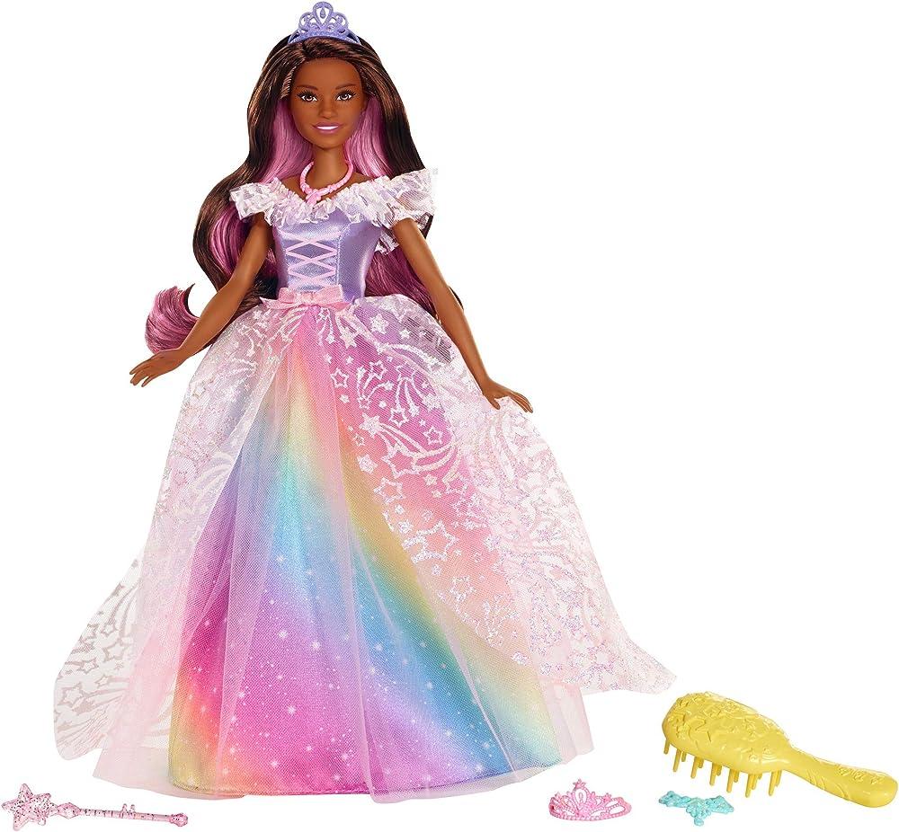 Mattel, dreamtopia royal ball princess doll GFR46