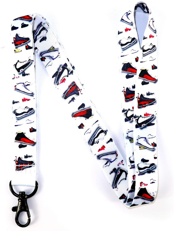Jordan Shoemoji Lanyard Keychain Don't New York Mall miss the campaign w Sports - Clasp ID for