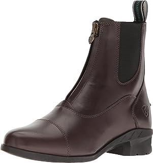 حذاء Ariat Heritage IV بسحاب Paddock برقبة للنساء - حذاء مريح ماص للرطوبة