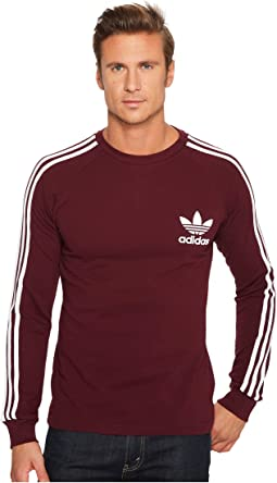 adidas Originals - Long Sleeve Pique Tee