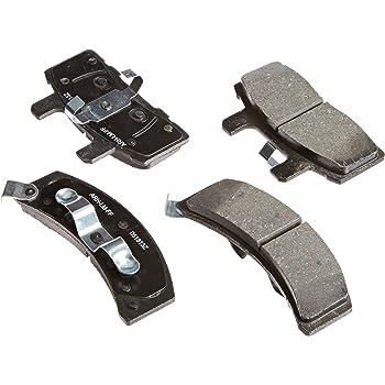 Raybestos SGD369C Service Grade Ceramic Disc Brake Pad Set