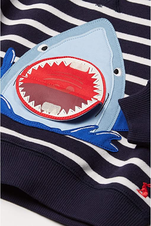 Blue Stripe Shark