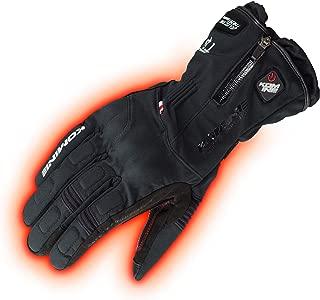 コミネ KOMINE バイク アドバンスドプロテクトエレクトリックグローブ 手袋 電熱 発熱 防寒 Black/M 08-205 EK-205