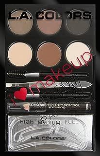 Best l.a colors eyebrow kit Reviews