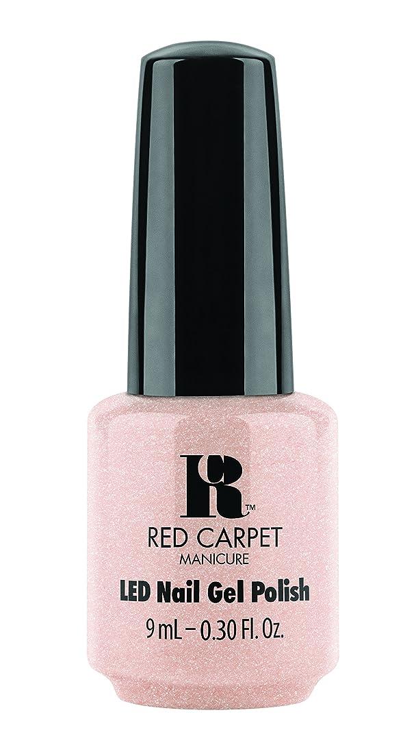 物足りない外向き称賛Red Carpet Manicure - LED Nail Gel Polish - Blase Beauty - 0.3oz/9ml