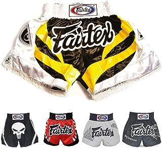 Fairtex Muay Thai Boxing Shorts (Eagle Bs0615,3L)