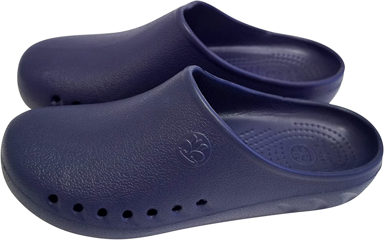 Natural Uniforms Women's Comfort Slip Resistant Non Marking Sole Nursing Clog