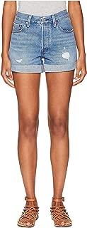 Levi's Premium Premium 501 Long Shorts Highways & Biways 34