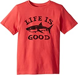 LIG Shark Crusher T-Shirt (Little Kids/Big Kids)