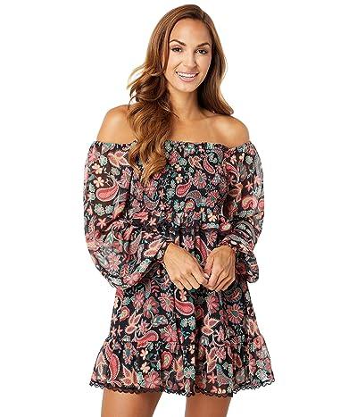 Lost + Wander Love Story Mini Dress