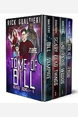The Tome of Bill Series - Books 1-4: a vampire comedy boxset Kindle Edition
