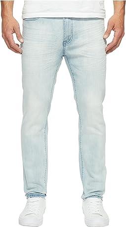 Skinny Jeans in Light Indigo