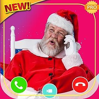 Santa fake Video Calls and fake conversation prank