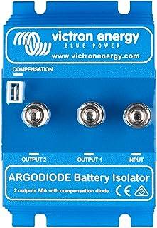Victron Energy ARG080202000R Argodiode 80 2SC 80 A Retail, 2 Batterien 80 A, ohne Lichtmaschineneingang