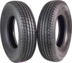 ST 225/75R15 Trailer Tire Traimate Load Range D 8 Ply Radial 225/75-15 Single Tire 2257515 225 75 15 (2)