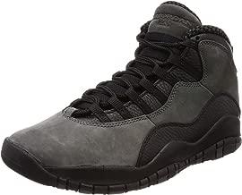 Nike Air Jordan 10 Retro Dark Shadow True Red Black 310805 002 Men's Size 11