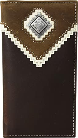 M&F Western - Zigzag Overlay Rodeo Wallet
