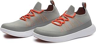 Grundens SeaKnit Chaussures bateau imperméables à lacets pour homme Taille M 42