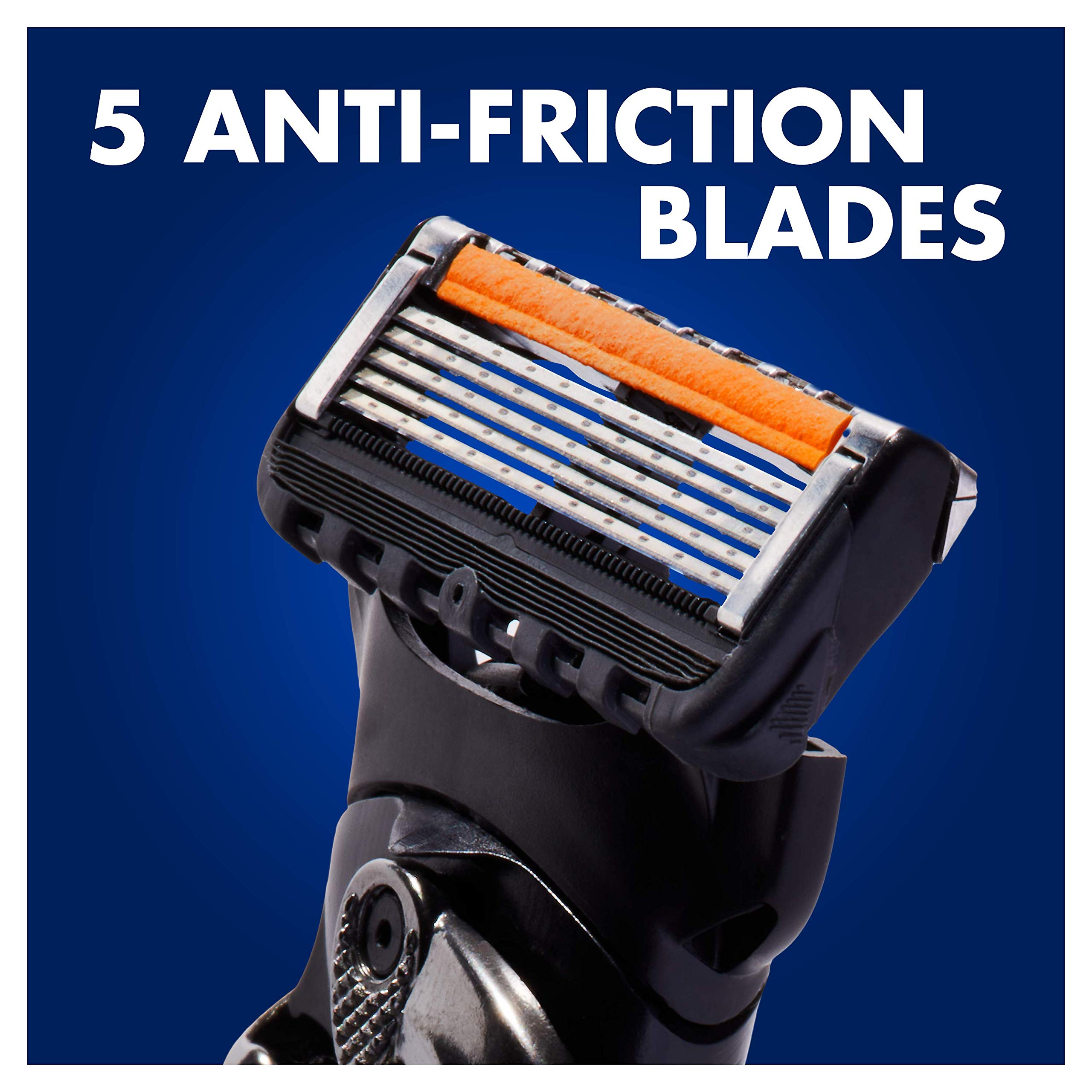 Gillette ProGlide Razor for Men with FlexBall Technology, 3 Refill Blades (Packaging May Vary)