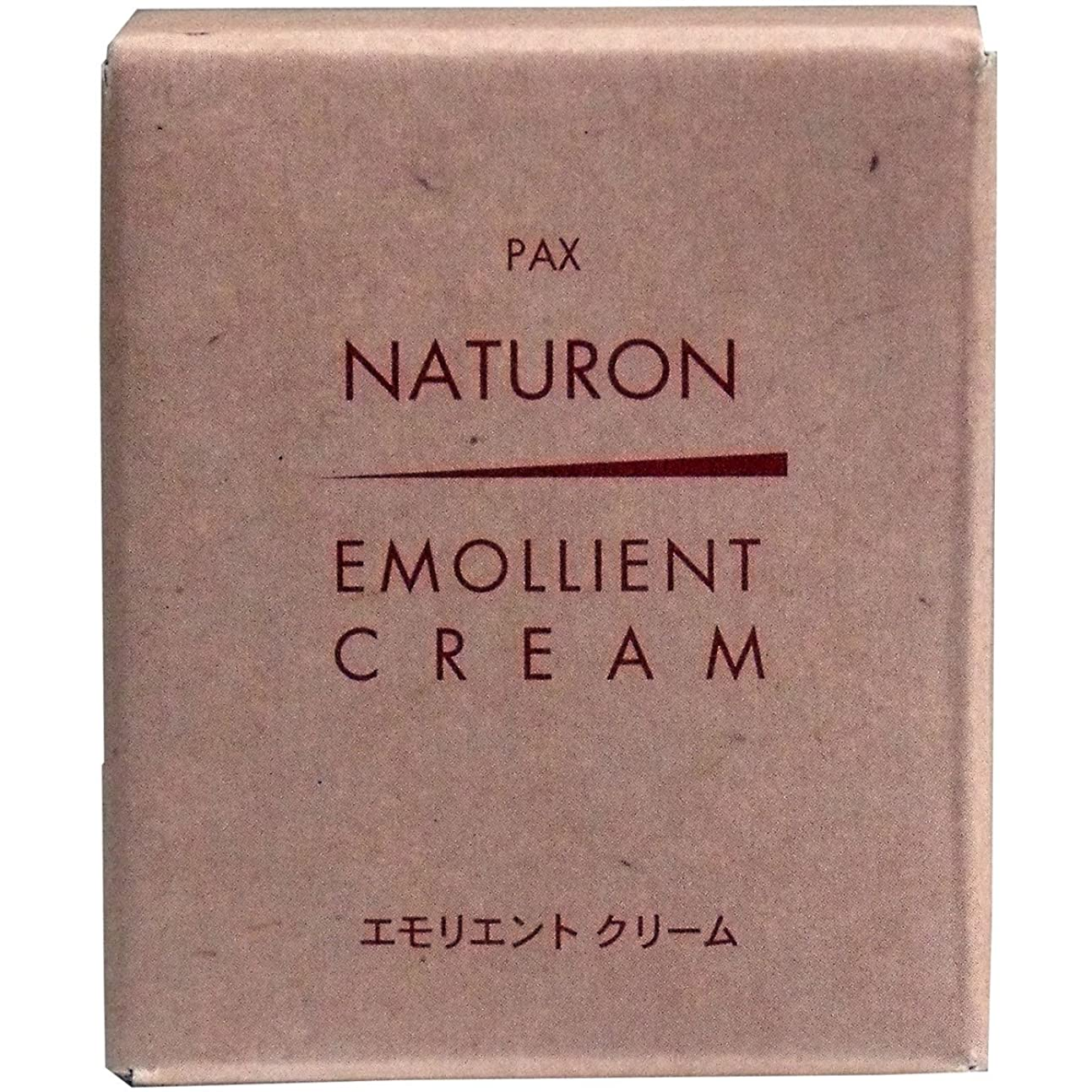 封筒ハム忙しい油分を補い、乾燥などから肌を守る!パックスナチュロン エモリエントクリーム 35g【4個セット】