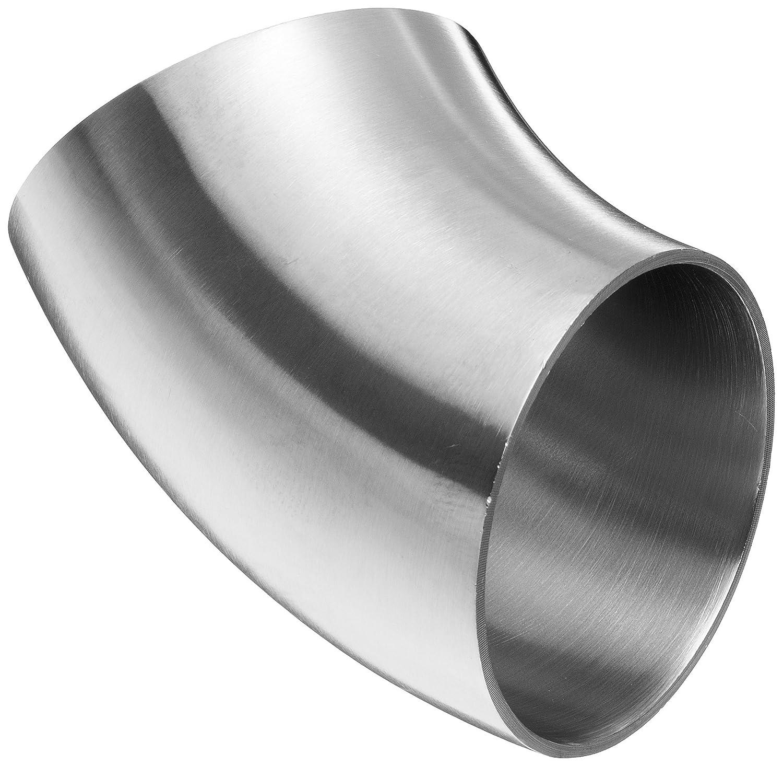Dixon B2WK-R200P Stainless Steel 316L 45 Sanitary Phoenix New York Mall Mall Fitting Degre