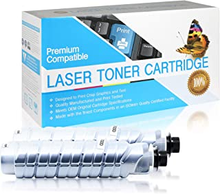 SuppliesOutlet Compatible Toner Cartridge Replacement for Ricoh Type 2120D / 888169/885288 (Black,2 Pack)