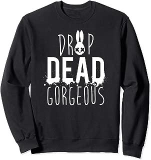 Drop Dead Gorgeous Shirt, Pastel Goth Designs Sweatshirt