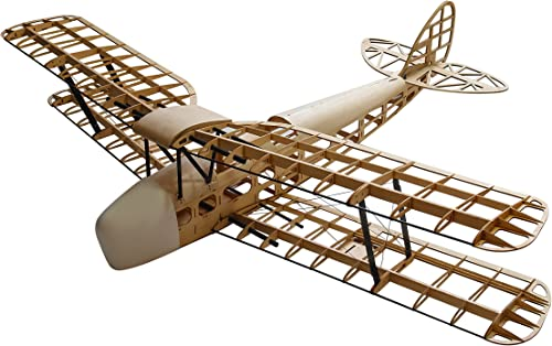Arkai Tiger Moth Kit 1400 mm Balsaholz