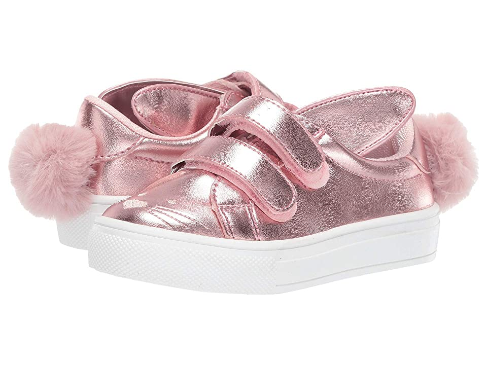 Kid Express Bunny (Toddler) (Pink Metallic) Girl