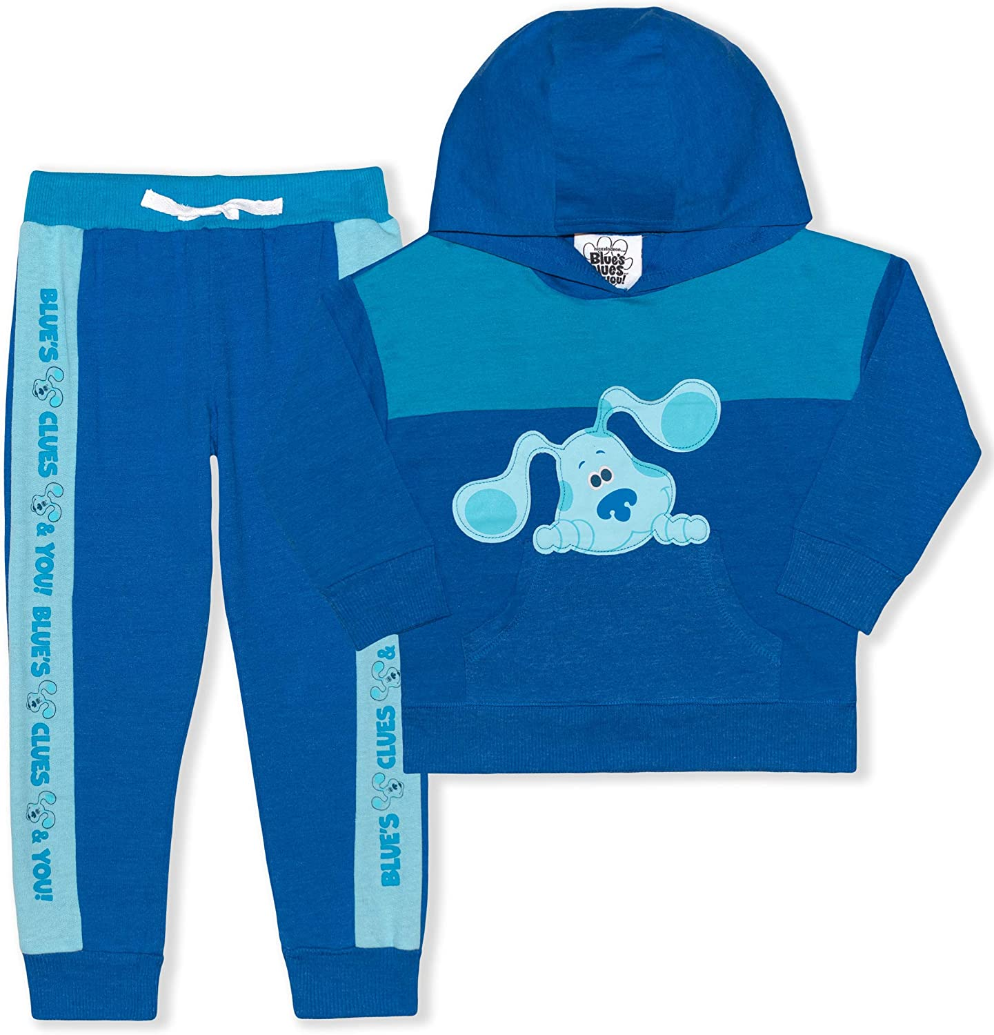 Nickelodeon Boy's 2-Piece Blue's Clues I'm Really Smart Pullover Hoodie...