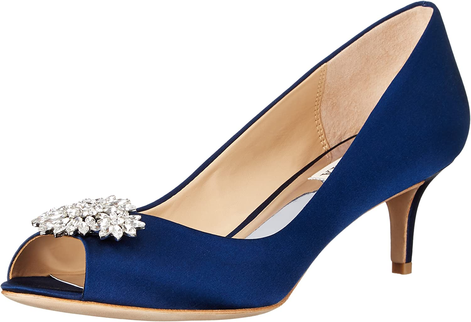 Badgley Mischka Womens Nakita Dress Pump