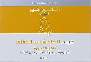كريم للجلد شديد الجفاف من افالون فارما، 100 مل