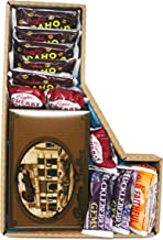 product image for Idaho Nostalgic Chocolates and Candy Variety Pack in Collectible State Gift Box. Includes the Famous Idaho Spud Candy Bars.