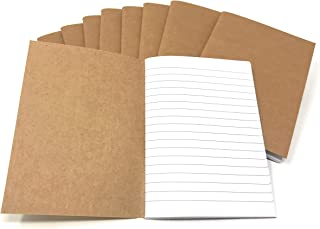 recycled paper notebook indigo