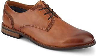 Mens Bradford Dress Plain Toe Oxford Shoe