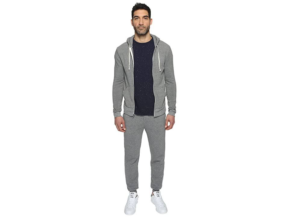Alternative The Warm Up Suit (Eco Grey) Men
