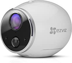 EZVIZ Add-on Camera for Mini Trooper Wire-Free Indoor / Outdoor Security System, Works with Alexa (Base Station Required)