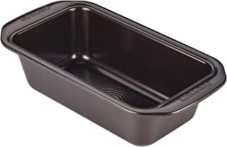 Circulon Bakeware Meatloaf/Nonstick Baking Loaf Pan, 9 Inch x 5 Inch, Chocolate Brown